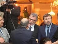 Roberto Cláudio, Eudoro Santana e Elcio Batista