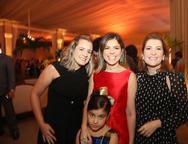 Sophia Holanda, Carol e Roberta Bezerra e Fabiele Pessoa