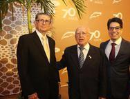 Alberto Farias, Ubiratan e Andrei Aguiar