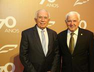 Adelimir Santana e João Vicente