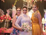 Ana Gladys, Anna Flávia e Ana Beatriz Accioly