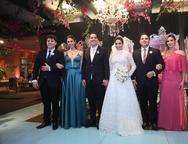 Casamento de Lucas Cavalcante e Anna Flávia Accioly
