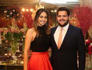 Fernanda Fernandes e Rodrigo Thomas