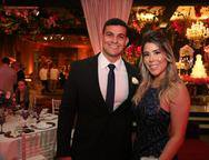 Paulo Amarante e Brenda Albuquerque