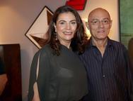 Danielle e Samuel Fiuza