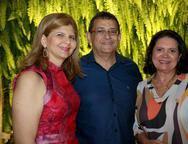 Ivana, Jos� Guedes e Helena Braga