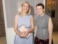 Lila Thibault e Sarah Andelman