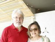 Dudu e Cecilia Nobrega