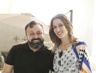 Eduardo Fontelles e Brenda Rolim