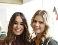 Larissa Wanderley e Lili Meira