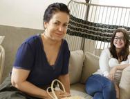 Marcela e Valentina Brasileiro