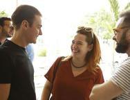 Rodrigo Maia, Anik e Ramiro Mendes