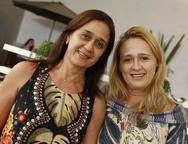 Silvia Barroso e Geovana Girão