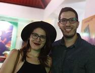 Renata Queiroz e Neto Teixeira