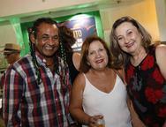Sudário Neto, Socorro Abreu e Odenilza