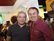 Claudio Silveira e Elcio Nagano