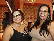 Fernanda Oliveira e Camilla de Freitas