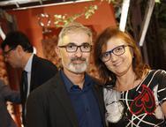 Magno Valença e Luiza Cristina