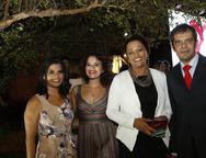 Patricia Cerqueira, Maria Livia Cunha, Giorgina Main e Luis Ribeiro