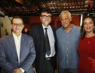 Cláudio Freire, José Macedo, Danilo Caymmi e Melina