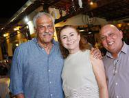 Danilo Caymmi, Alexandra e Paulo Rolim