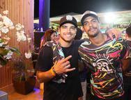 Bernardo Mesquita e Marcelo Melo