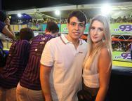 Isamel Rossa e Alice Correia