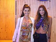 Marina Ferrari e Ker Cardoso