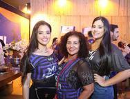 Ticiana, Ana e Ana Márcia Campos
