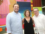 Adriano Nogueira, Liege e Fabio Campos