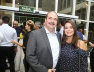 Paulo e Marina Holanda