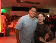 Marcelo e Juliana Pimentel