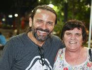 Halder Gomes e Verônica Guedes