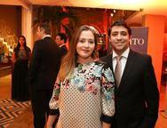 Juliane e Diego Martins