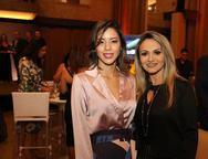Sabrina Veras e Ana Paula Rocha
