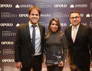 Alberto Diwan, Cristiane Chaul e Thiago Castilho