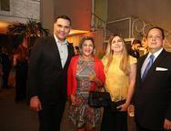 Adriano Matos, Adriana Joca, Silvana Torres e Marcus Lage
