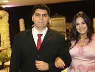 Jo�o Pedro e Ana M�rcia Rodrigues