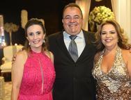Ana Beatriz Carvalho, Fernando e Efigenia Saraiva