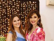 Amanda Alencar Araripe e Sarah Nunes