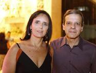 Ana Paula Montenegro e Renan Montenegro