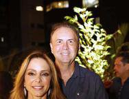 Ana Paula e João Cateb