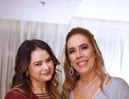 Ana Rachel Cardoso e Luciana Arraes