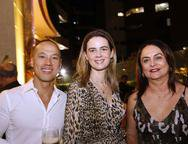 Beatriz Medina, Fernanda Arruda e Ana Rachel Cardoso