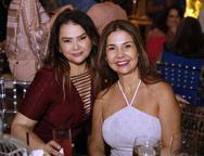 Andreia Bonorande e Patricia Machado