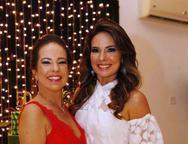 Camila Cavalcante e Eveline Fujita