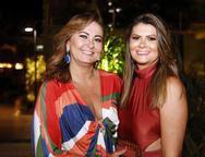 Fátima Santana e Micheline Pinheiro