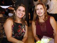 Fernanda Dantas e Eveline Monteiro
