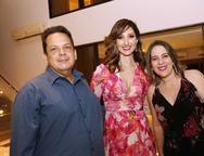 Marcus Lage, Sarah Nunes e  Natalia Lage
