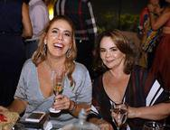 Luciana Pirce e Nina Mendonça